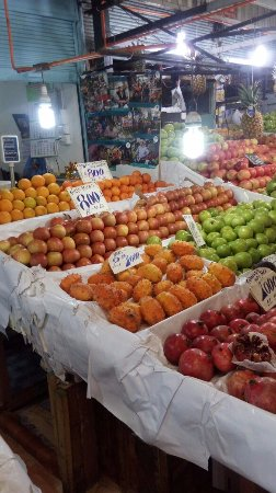 Spicy Chile - Free Walking Tours: THE FRUIT MARKET..!!