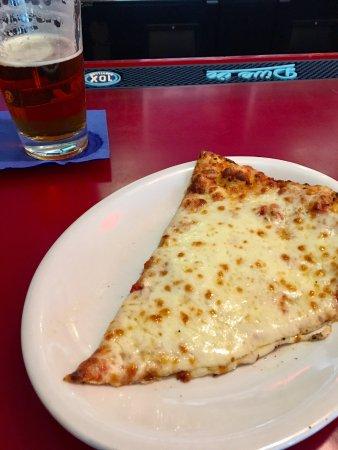 Beaver Creek, CO: Cheese pizza