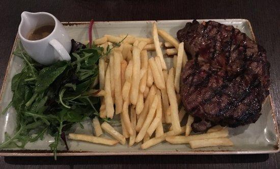 Marble Arch Hotel : Steak