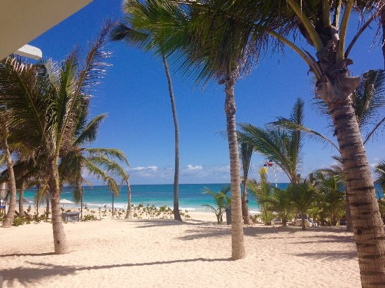 Room 1143 With A Courtyard View Picture Of Hotel Riu Republica Punta Cana Tripadvisor