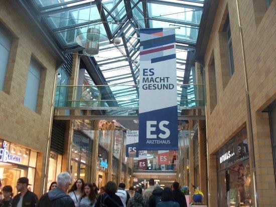 Esslingen am Neckar, Almanya: interno