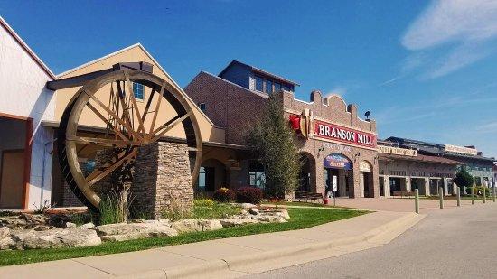 Branson Mill