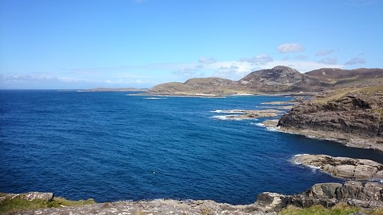 Ardnamurchan Point and Lighthouse