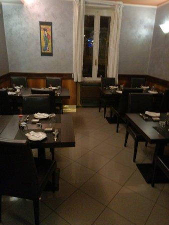 Edolo, Włochy: Pizzeria Bar Trento