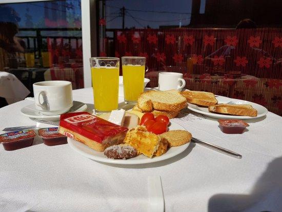Hotel Skala: breakfast