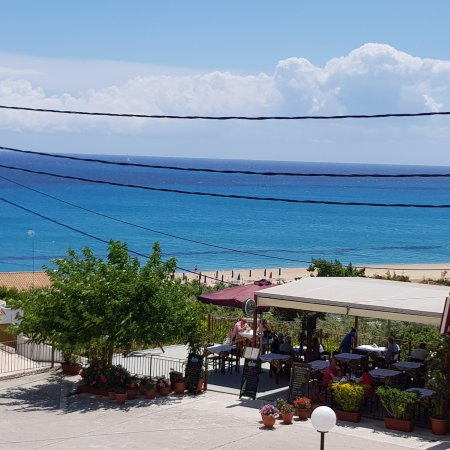 Hotel Skala: more view from room 16