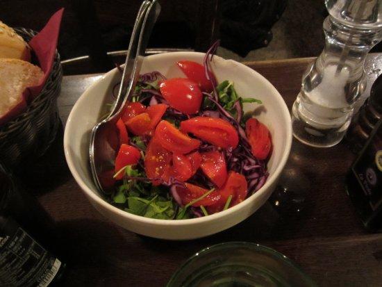 Osteria al Portego: Fresh Mixed Salad