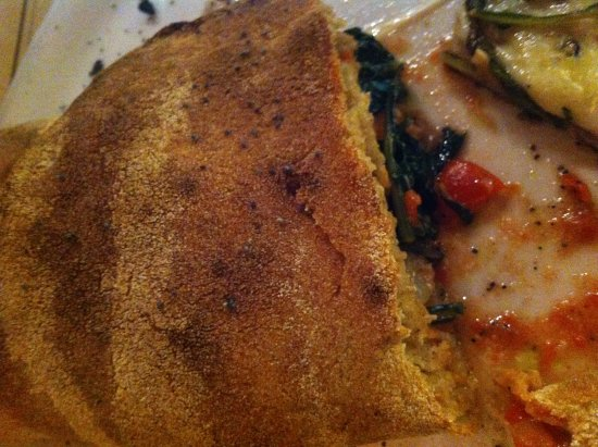 San Gregorio di Catania, Włochy: Pizza vegetariana