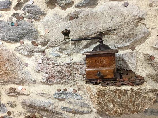 Steinwand Im Esszimmer - Picture Of A Casa De Carmen, Sarria