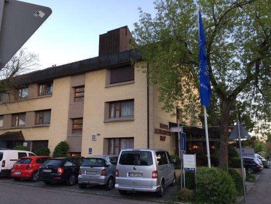 Weingarten, Germany: AKZENT Hotel Altdorfer Hof