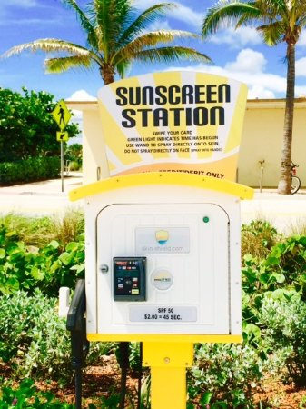 Lake Worth Beach: Great idea we need these in OZ