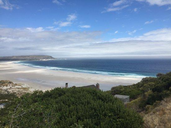 Western Cape, South Africa: Praias paradisíacas no percurso.