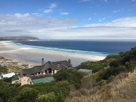 Western Cape, South Africa: Visual do percurso.