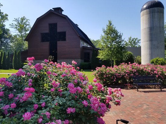 ‪Billy Graham Library‬