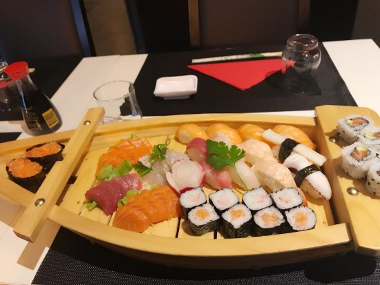 Sushi Rainbow Turin Restaurant Bewertungen Telefonnummer Fotos