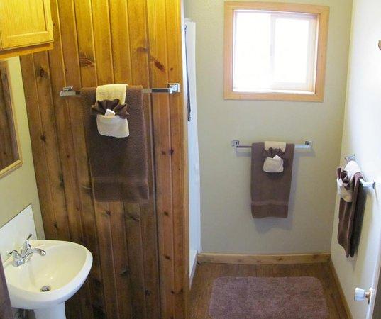 Kettle Falls, WA: Cabin 3