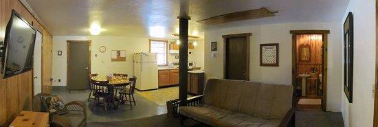 Kettle Falls, WA: Cabin 4