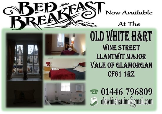 Llantwit Major, UK: Bed & Breakfast Accomodation