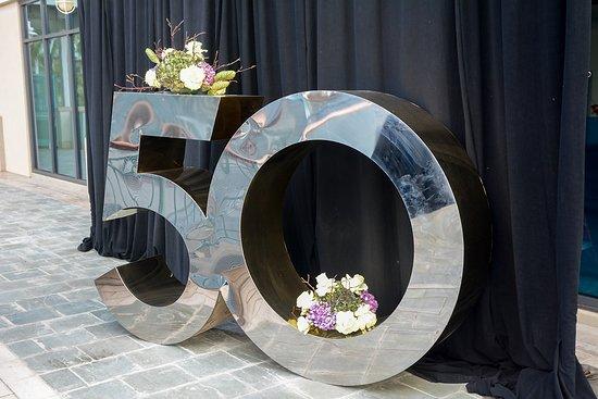Aloha Tower Marketplace: HPU celebrating 50th Annivesary