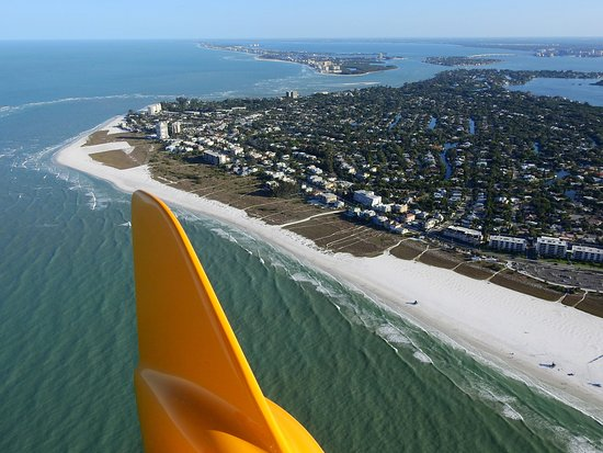 Sky Surfing Scenic Intro Flights: South of Sarasota
