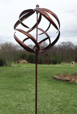 Kennebunkport, ME: Many Affordable Wind Spinners for your garden