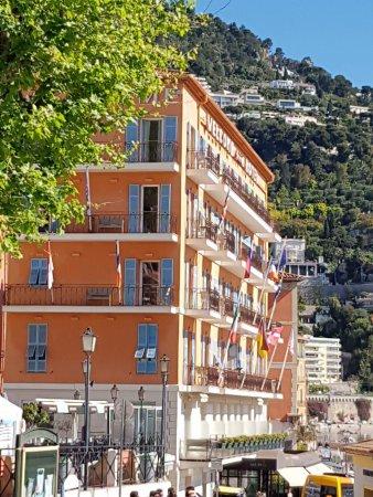 20170420 064118 picture of welcome hotel villefranche sur mer tripadvisor. Black Bedroom Furniture Sets. Home Design Ideas