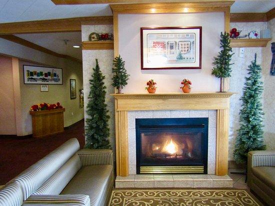 Springfield, OR: Foyer