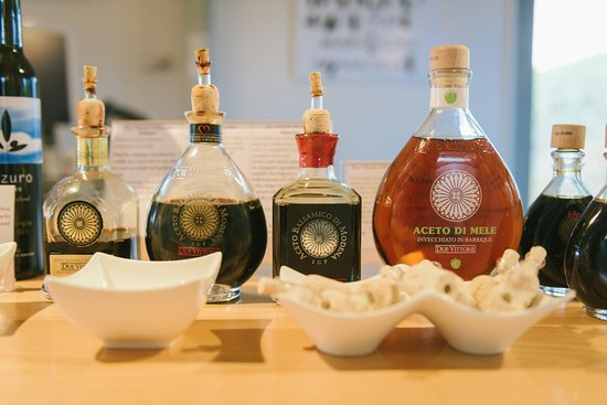 Waiheke Island, New Zealand: Italy's top balsamics & apple vinegar