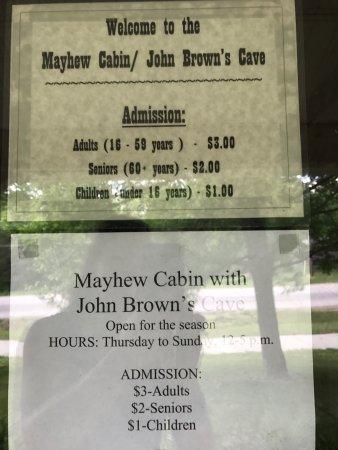 John Brown S Cave Nebraska City Nebraska