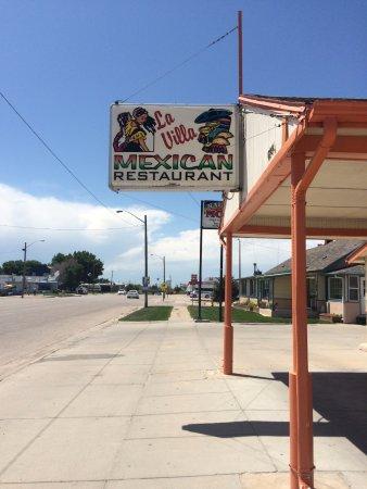 Alliance, NE: La Villa Mexican Restaurant