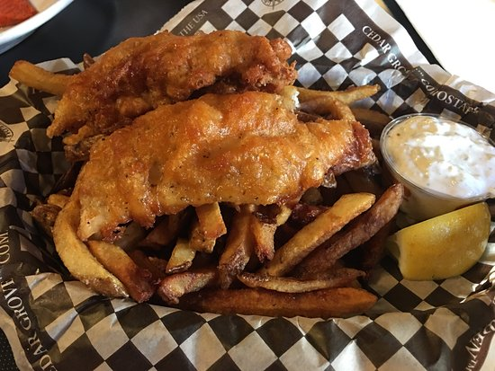 Skagway Fish Company Restaurant Menu