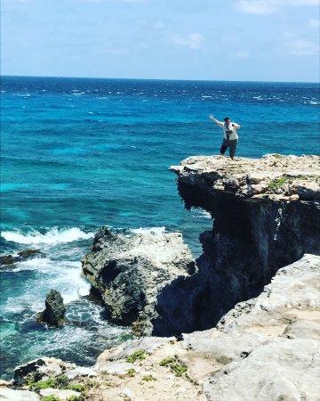 Ixchel Beach Hotel: Punta Sur