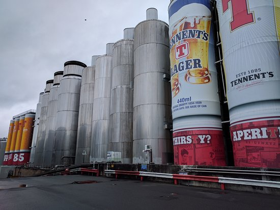 tennents factory glasgow