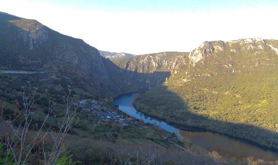 Province of Ourense, Spain: Parque Natural Serra da Enciña da Lastra
