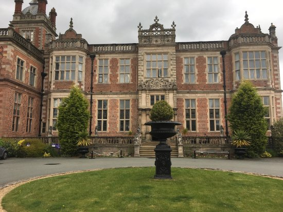 Crewe Hall Spa