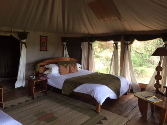 Picture Of Elephant Bedroom Camp Samburu National Reserve Tripadvisor