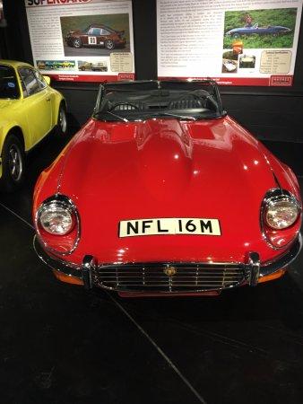 Haynes International Motor Museum: Jag!