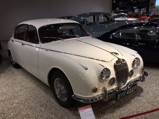 Haynes International Motor Museum: Jag
