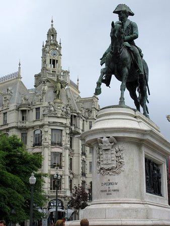 Monumento a Dom Pedro IV Photo