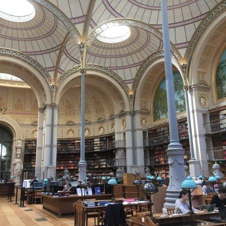 Bibliothèque Nationale de France : photo0.jpg