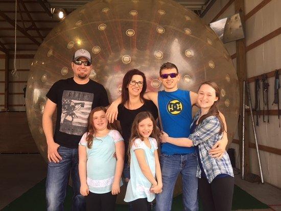 Branson, MO: Family of Riders