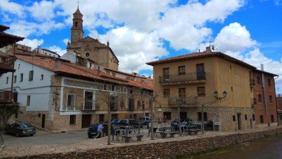 Orihuela del Tremedal, Spain: Parroquia de San Millán