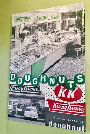 Bartlett, TN: Krispy Kreme Doughnuts
