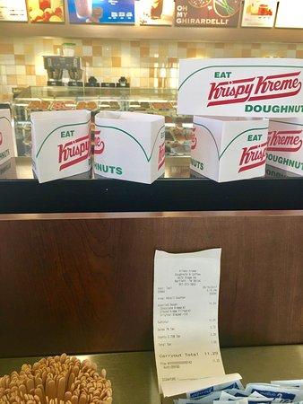 Bartlett, Τενεσί: Krispy Kreme Doughnuts