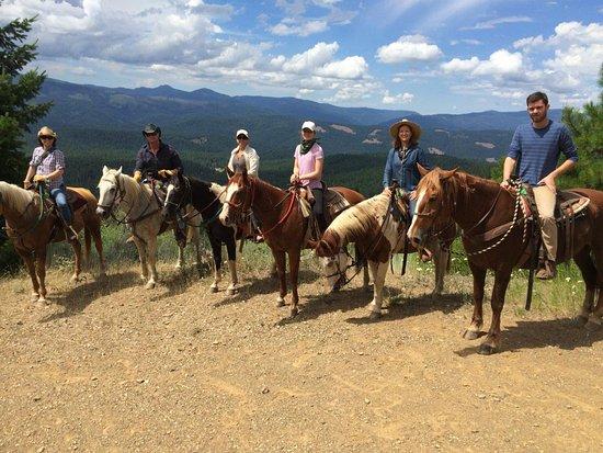 Quincy, Califórnia: Ride the ridges of the High Sierra