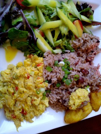 Vaudreuil-Dorion, Canada: Caribbean cooking
