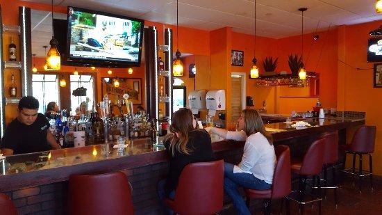 El Cajon, Californië: Marieta's Bar Area