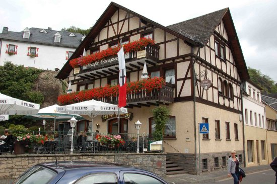 Altenahr, Germany: Italian restaurant