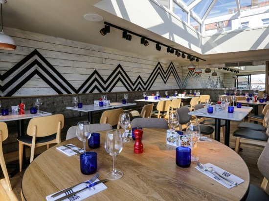 Pizzaexpress Scarborough Picture Of Pizza Express