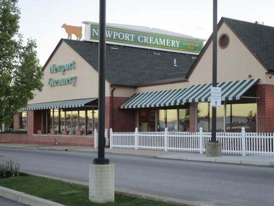 Newport Creamery At Garden City Center